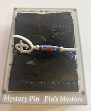 Disney Donald Duck Mystery Key Pin New with Box