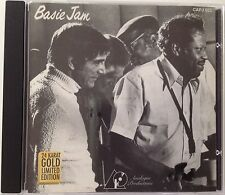 Basie Jam 24 Karat Gold Limited Ed. CD Analogue Productions Audiophile CAPJ-022