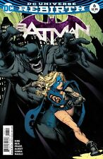 BATMAN #6 REBIRTH NEAR MINT 2016 UNREAD DC COMICS bin-2017-7571