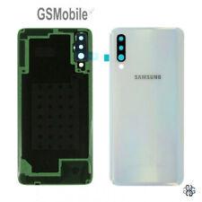 Tapa Trasera Battery Cover Lente Lens Samsung Galaxy A30s 2019 A307 ORIGINAL