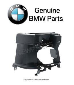 For BMW F30 F31 3-Series Front Driver Left Support Bracket-Fog Light Genuine