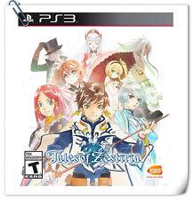 PS3 Tales Of Zestiria ENGLISH / JAPANESE SONY RPG Games Namco Bandai