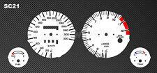 Honda CBR 1000 F SC21 Tachoscheiben CBR1000  CBR1000F