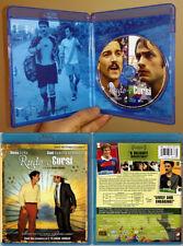 Blu-ray Gael Garcia Bernal RUDO Y CURSI Diego Luna cult Spanish comedy OOP A/B/C