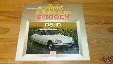 Citroen DS / ID Autos die Geschichte machten Citroen DS 19 @@ Mega rarr @@