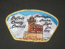 Suffolk County Council sa57 CSP.  Huntington Harbor Light house