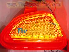07 08 09 Mazda2 Demio LED Rear reflector bumper fog light Mazda 2 2007 2008 2009