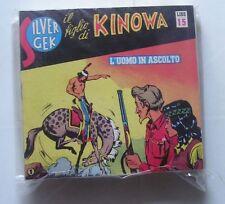 KINOWA QUADRO II SERIE  SILVER GEK CPL 1/21 RISTAMPA ANASTATICA  DA EDICOLA1980