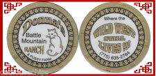 Donna's Battle Mtn Ranch,Nevada Brothel Collectors Chip Cathouse