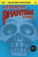 Australian Phantom Comic Collectors Guide - The Phantom Frew Unofficial