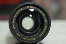 Mint-Quantaray 100-300mm f/4.5-6.7 Lens For Nikon digital camera