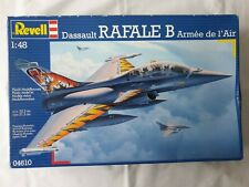 Revell 1/48 Dassault Rafale B Armée de L'Air - Kit reference 04610