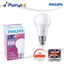New Philips 9W LED Light Bulb 6500K 220V~240V E26 Cool White