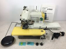 Typical GL13101-8 Desk Blind stitch Sewing Machine Made in China Read Descritpio