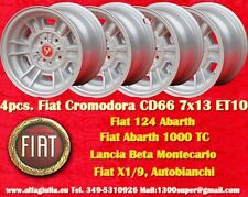 4 Cerchi Fiat Cromodora CD66 7x13 4x98 Wheels Felgen llantas jantes Lancia TUV