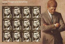 JOHN FITZGERALD.KENNEDY STAMP SHEET -- USA #5175 2017
