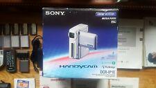 Sony Handycam Dcr-Ip1E Micromv Mega Pixel-digital camcorder-carl Zeiss lens