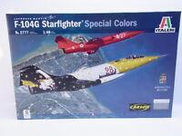 LOT 46034 Italeri No 2777 F-104G Starfighter Special Colour 1:48 Bausatz NEU OVP