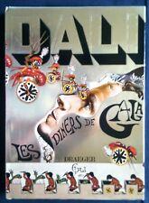 Les diners de Gala. Dali. Draeger 1973. E.O.