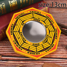 "5"" Inch Chinese Dent Convex Bagua Mirror Blessing House Protection Feng Shui D4"