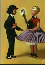 Collection carte postale vintage amoureux de Peynet