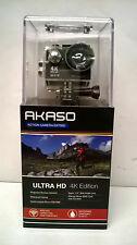 AKASO EK7000 4K WIFI Sports Action Camera Waterproof DV Camcorder 12MP, Used