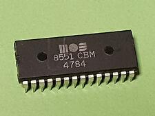 Commodore plus 4/Animal/Apple ACIA Chip MOS 8551 CBM * testé et de travail * #1
