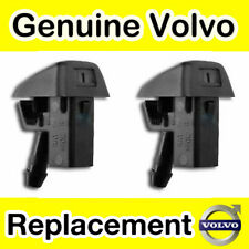 Genuine Volvo V70 XC70 S80 (07-13) Windscreen Washer Jets (Pair) (Not Heatable)