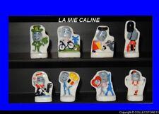 Miniatuurfiguren Verzamelingen FEVES   LA MIE CALINE EUROPE  série complète ..ref.G60