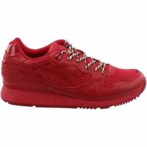 Diadora V7000 Usa Lace Up  Mens  Sneakers Shoes Casual