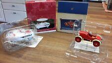 Collector's Series #6 Jolly Roger Boat #12 Speedster - Metal Kiddie Car Classics