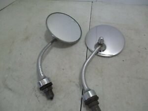 """Rolls-Royce Bentley Desmo FENDER MIRROR (used on British cars from 30's to 60""""s)"""