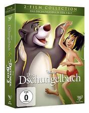Das Dschungelbuch - Teil: 1 + 2  (Walt Disney Classics) [DVD/NEU/OVP]