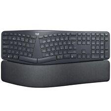 Logitech Ergo K860 ergonomische Tastatur, geteilte Tastenanordnung, kabellos