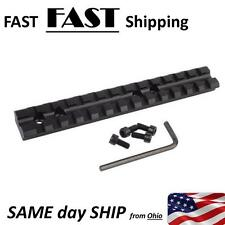 13 Slot Rail - Weapon / Gun Picatinny & Weaver 20mm ad a rail