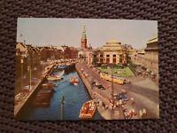 Copenhagen, Denmark - Vintage Postcard