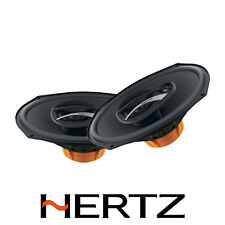 "HERTZ DIECI DCX690.3 6"" X 9"" 180W WATT 3 WAY COAXIAL CHEAP CAR SPEAKERS KIT"