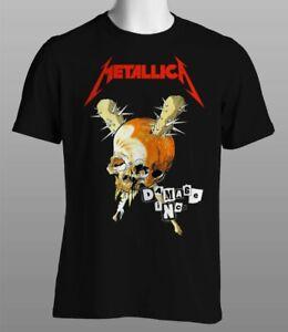 METALLICA Damage Inc - Retro Rock T Shirt