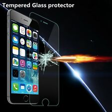 "For IPhone 8 Plus 5.5"" .33mm Tempered Shatterproof Glass Screen Cover Protector"