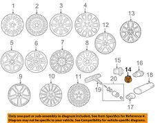 JAGUAR OEM 02-08 X-Type Wheel-Center Cap Hub Cover C2C30080