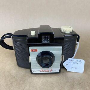 Kodak Brownie Cresta II 1956 Vintage Bakelite Camera