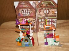 LEGO Harry Potter 4723 DIAGON ALLEY SHOPS 100% COMPLETE MANUAL INCLUDED