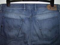 Diesel waykee regular fit straight leg jeans wash 0663D W34 L32 (a3670)