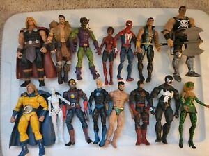 Marvel Legends Lot Of Loose Figures