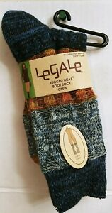 Le Gale Ladies Rugged Wear Boot Aock Crew Size 4-10
