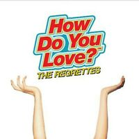 The Regrettes - How do You Love? - New CD Album - Pre Order - 9th August