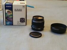 Olympus M.Zuiko 25mm f/1.8 Aspherical AF Lens For Micro Four Thirds