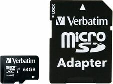 Cartes mémoire microsdhc pour téléphone mobile et assistant personnel (PDA), 64 Go