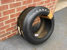 VINTAGE GOODYEAR BLUE STREAK SPORTS CAR SPECIAL 5.50/9.20-14 TIRE FERRARI ALFA
