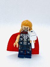 Thor Custom Lego* Figure w/ Hammer #86